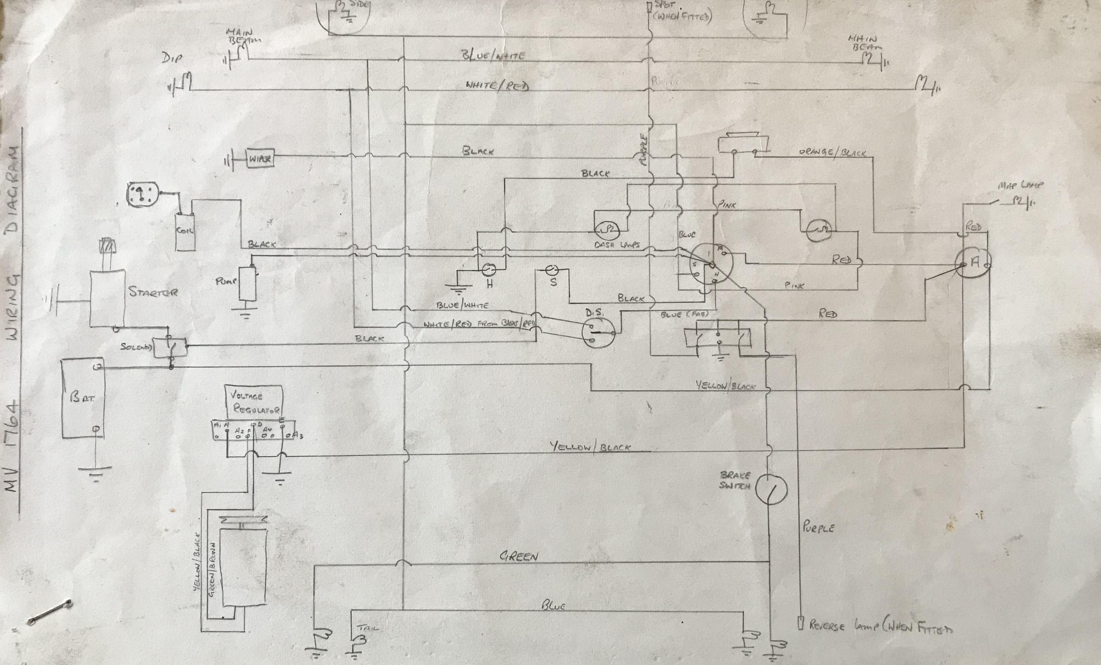 Awesome Lma A Wiring Diagram Composition - Wiring Standart ...
